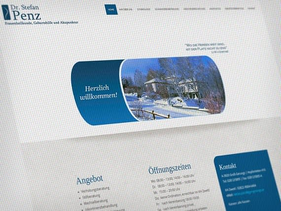 Webdesign Ordination